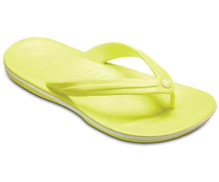 885ed84747866c Crocs Crocband Flip Flops Thongs Sandals in Wide Range of Colours ...