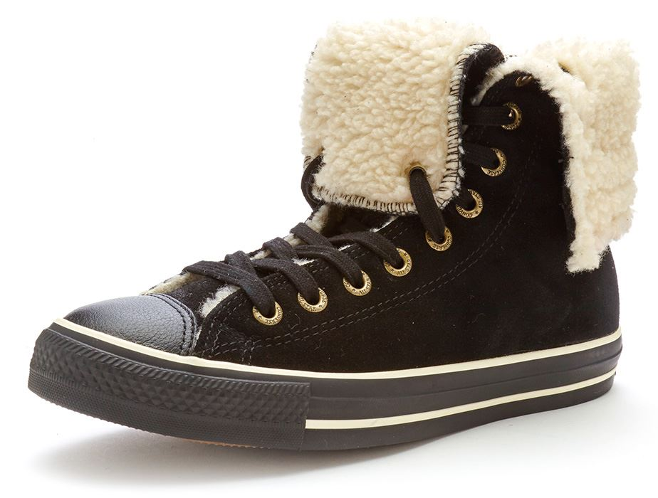 7c2c58a389a8 Converse All Star Chuck Taylor Unisex Hi   Mid Print Boot Trainers in All  Sizes