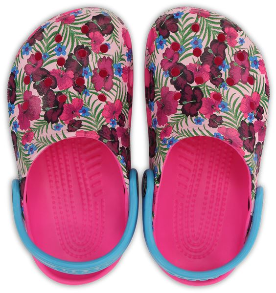 Crocs-Classic-Kids-Roomy-Fit-Clogs-Shoes-Sandals-in-All-Sizes-204536 thumbnail 39