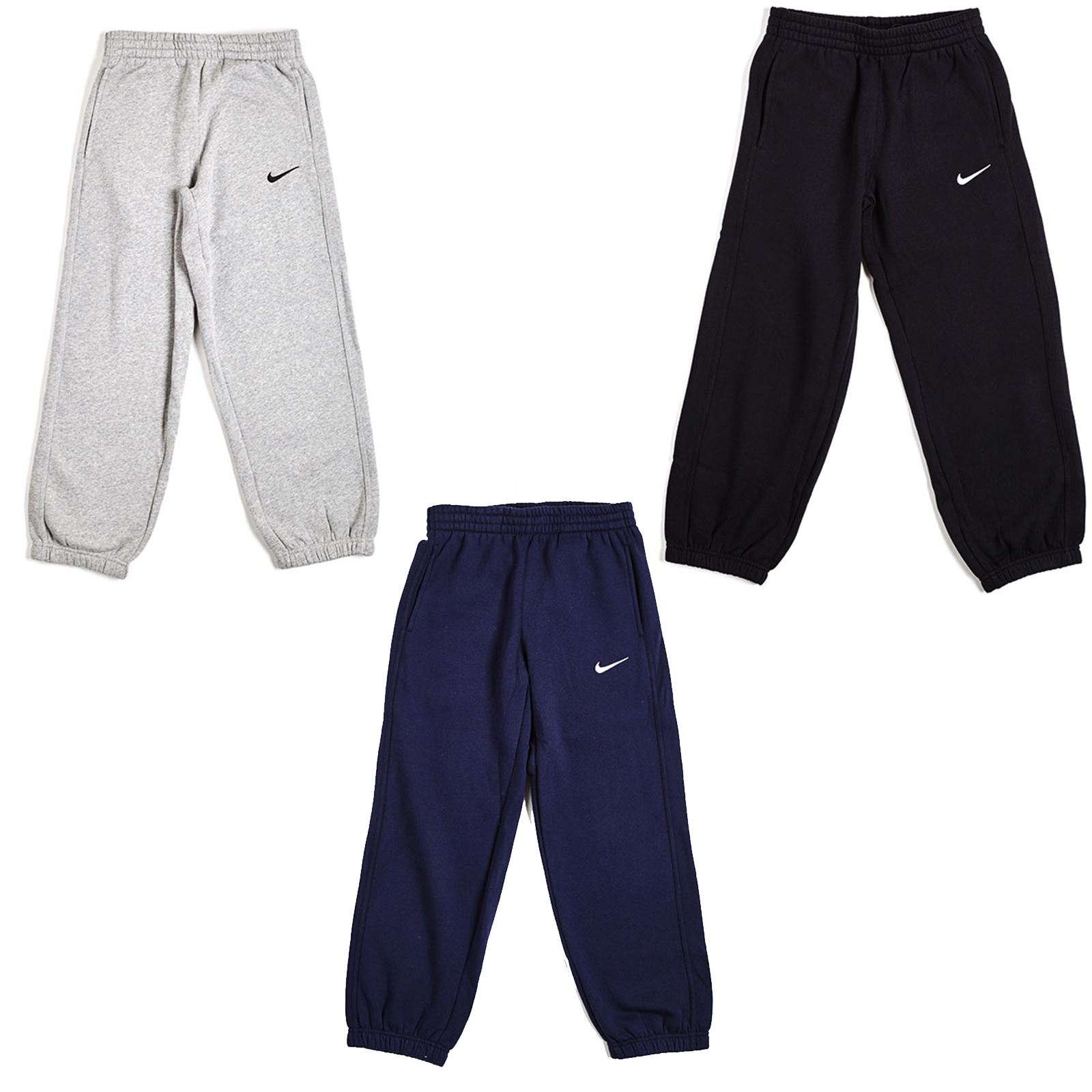 los angeles more photos where to buy Details about Nike Junior Cotton Fleece Sweat Pants Jogging Bottoms