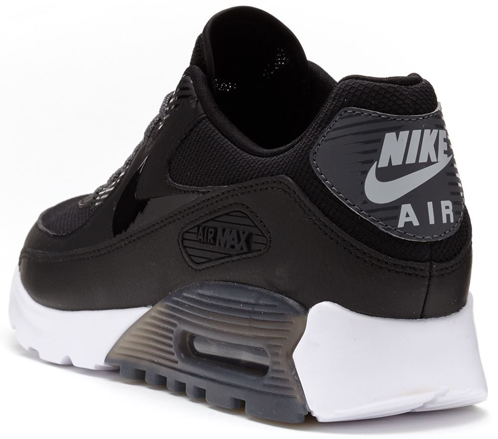 nike air max 90 essential leather black