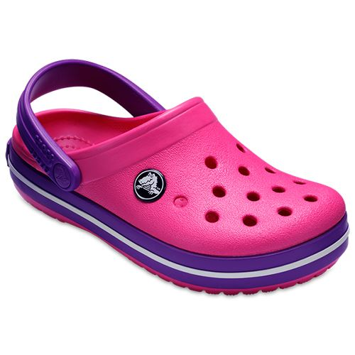 Crocs-Crocband-Kids-Relaxed-Fit-Clog-Shoes-Sandal-Wide-Range-of-Colours thumbnail 66