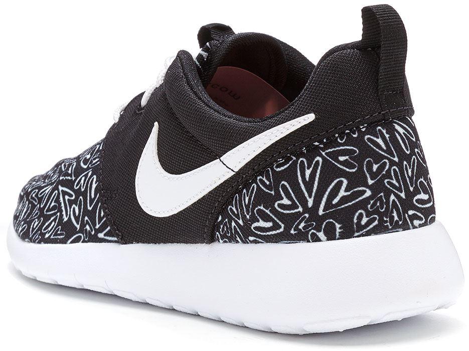 Nike Roshe Courir Tout 424 Noir