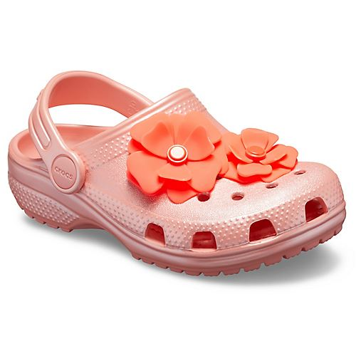 Crocs-Classic-Graphic-amp-Drew-Barrymore-Kids-Clogs-Shoes-Sandals-in-Wide-Colours thumbnail 36