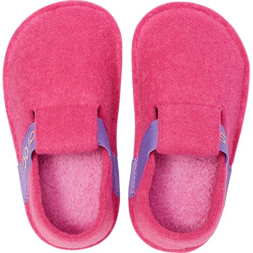 Crocs-Classic-Kids-Relaxed-Fit-Cozy-Slippers-Slip-On-Warm-Winter-Sandals thumbnail 5