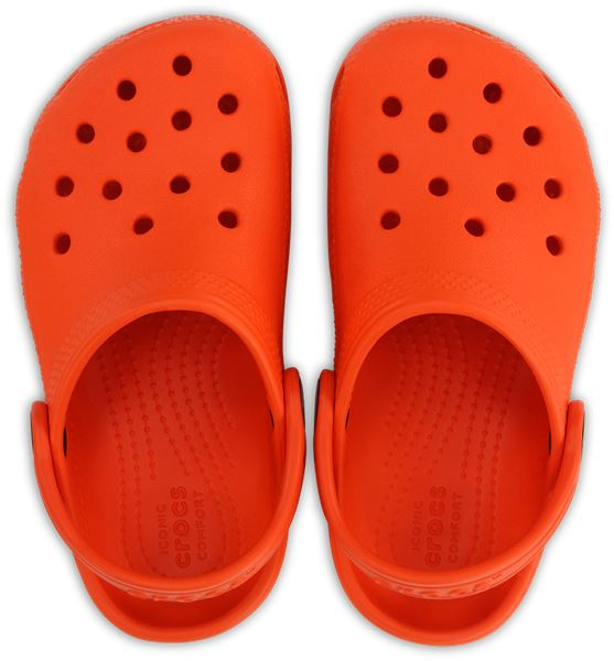 Crocs-Classic-Kids-Roomy-Fit-Clogs-Shoes-Sandals-in-All-Sizes-204536 thumbnail 85