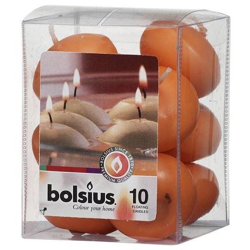Bolsius-bougies-flottantes-bougie-mariage-humeur-large-gamme-de-couleurs-10-20-pcs