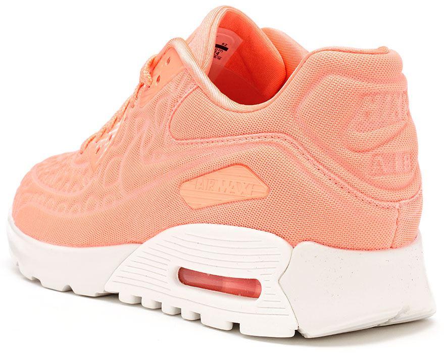 f90aeb5ef0f Women Nike Air Max 90 Essential Premium Lunar Leather Suede Trainers ...