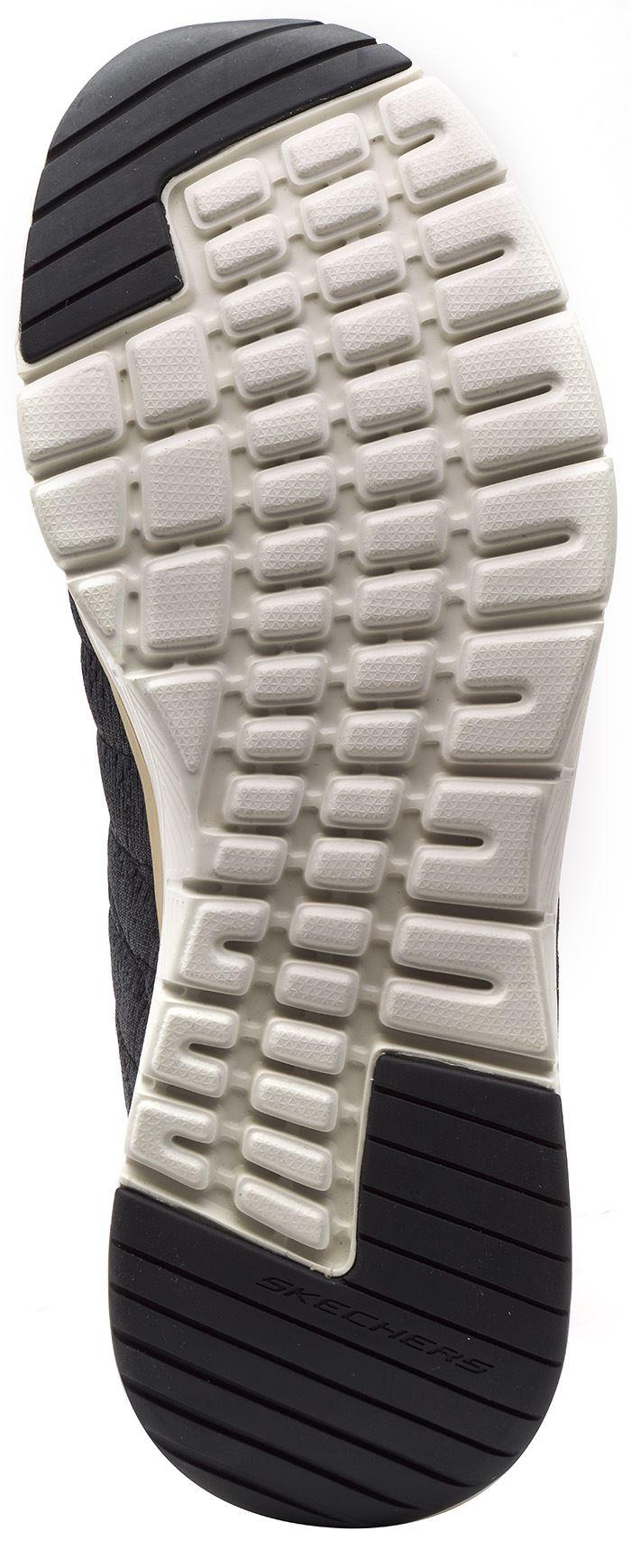 Skechers-FLEX-ADVANTAGE-3-0-con-Cordones-Fitness-Correr-Entrenadores-de-espuma-de-memoria miniatura 9