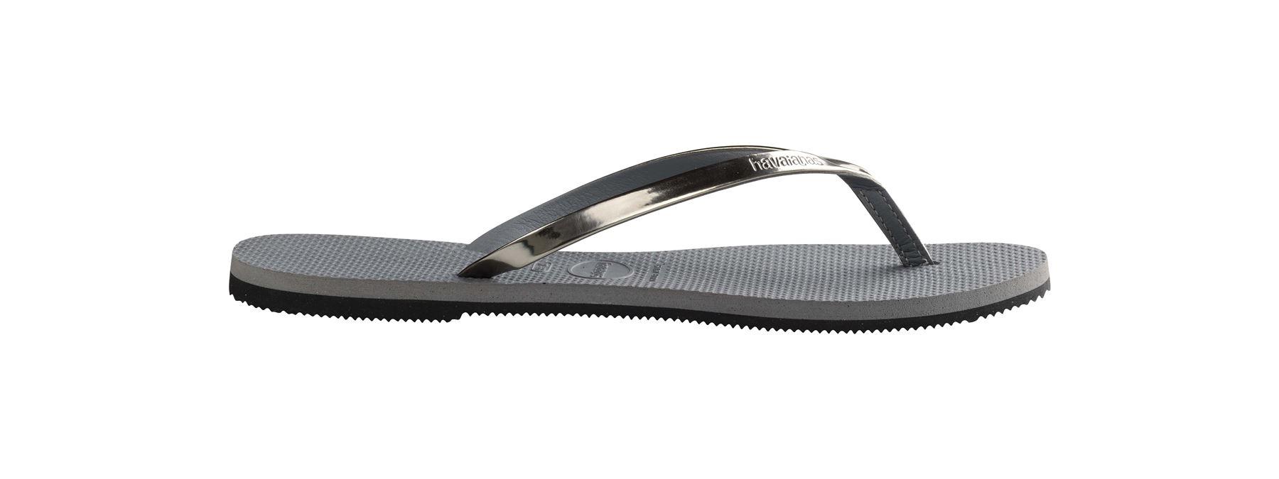 Havaianas-You-Metallic-Flip-Flops-Women-Summer-Beach-Sandals-Wide-Range-Colours miniature 15