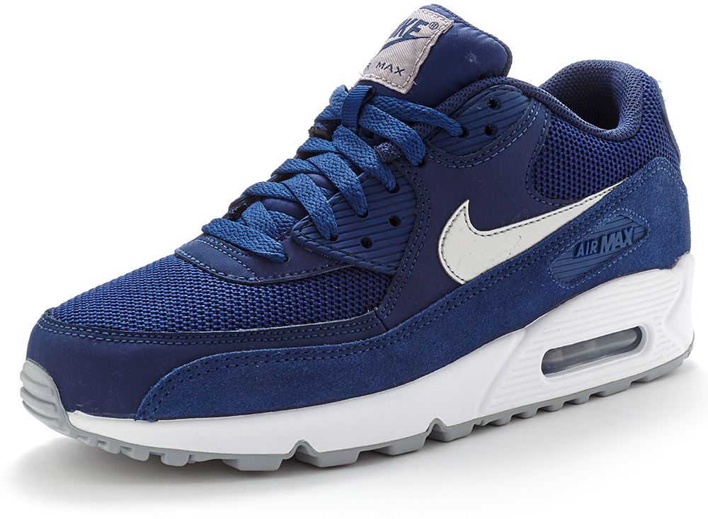 Nike Air Max 1 Blue Suede leoncamier.co.uk fe6309140004