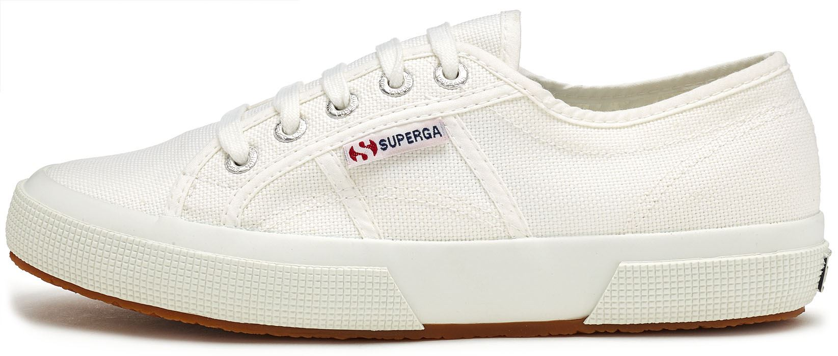 Chaussures Superga 2750 rouges Fashion unisexe IFqtf5Gn4j