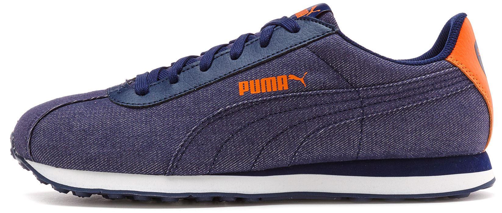 Puma Turin Jeans Scarpe sportive in blu navy 361692 01