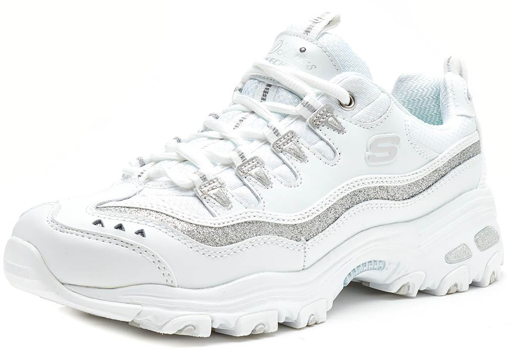Skechers Time D Lite Me Time Skechers & Now & Then  Memory Foam  Running Fit Damens Trainers e6d838