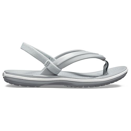 Crocs-Crocband-Kids-Ankle-Strap-Flip-Flops-Pool-Beach-Relaxed-Fit-Summer-Sandals thumbnail 16