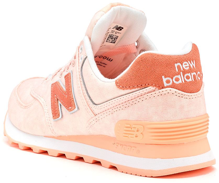 the best attitude 40efe 3650a Details about New Balance 574 Suede & Textile Retro Women Trainers in All  Sizes