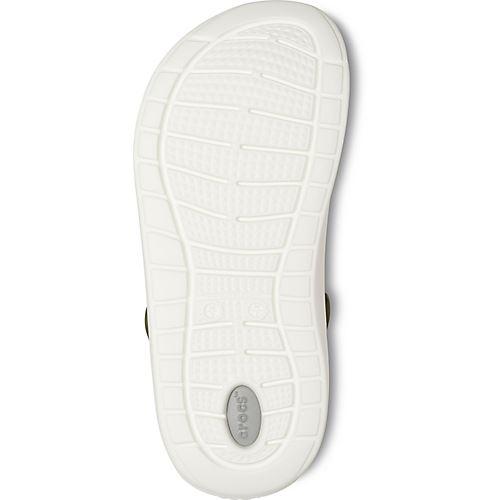 Crocs-Lite-Ride-Relaxed-Fit-Clog-Shoes-Sandals-Black-Grey-White-amp-Blue-204592 thumbnail 7