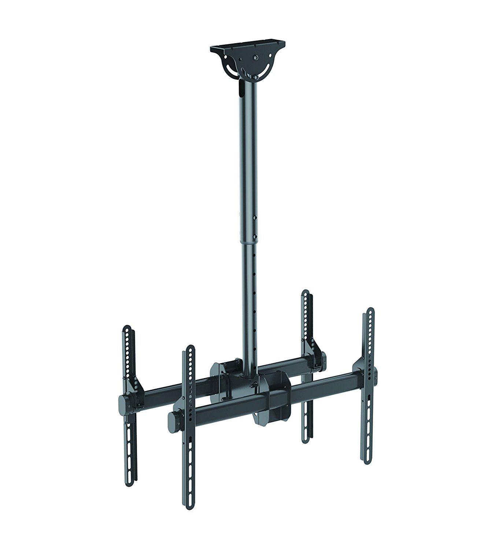 panel tv brackets mounts mounting ceiling mount flat wall hp
