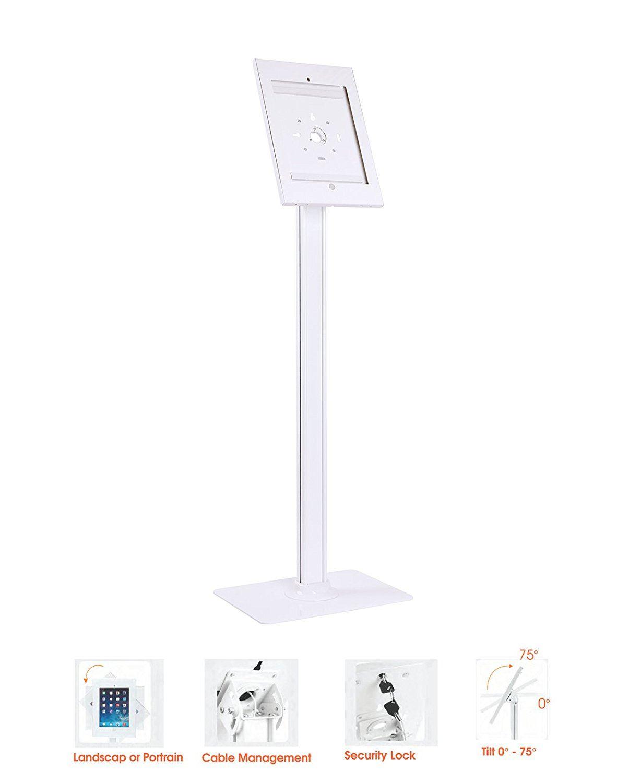 Allcam-Ipad-Pro-12-9-034-Kiosk-Floor-Desk-Stand-Exhibition-Stand