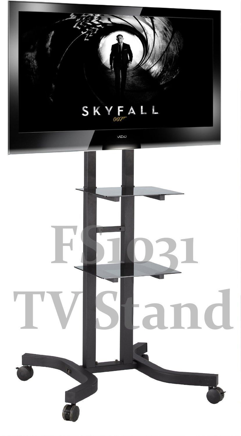 Exhibition Stand Tv : Fs series tv trolley stands exhibition display mount