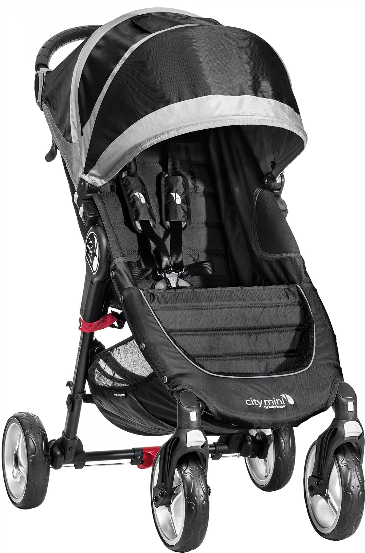 Baby-Jogger-CITY-MINI-4-Rad-SINGLE-STROLLER-WAGEN-Kinderwagen-Baby-Reisen-Neu