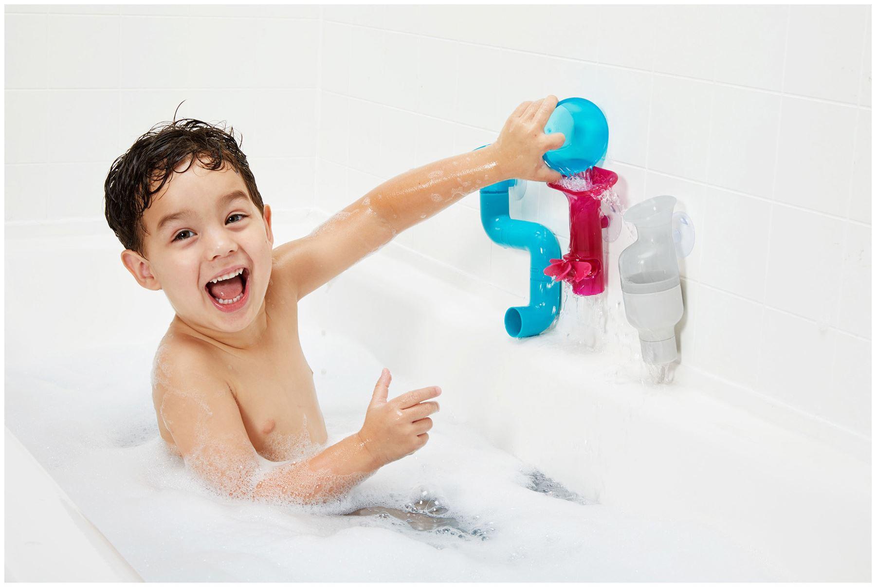 Boon TUBES WATER PIPE BATH TOY Baby Bath Toy BN 669028112074   eBay