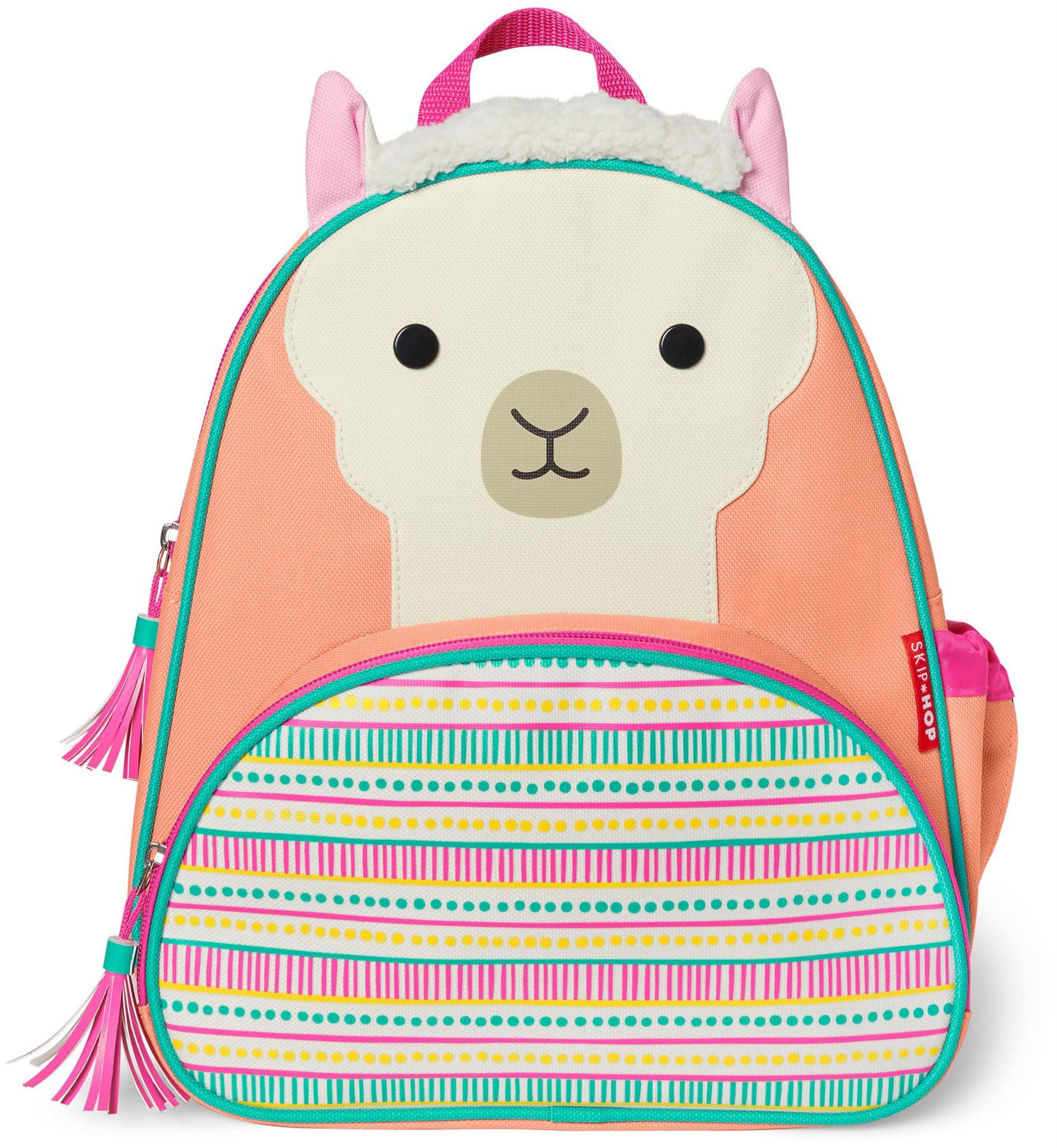 LLAMA Kids Clothes Accessories Bags BN Skip Hop ZOO LITTLE KID BACK PACK
