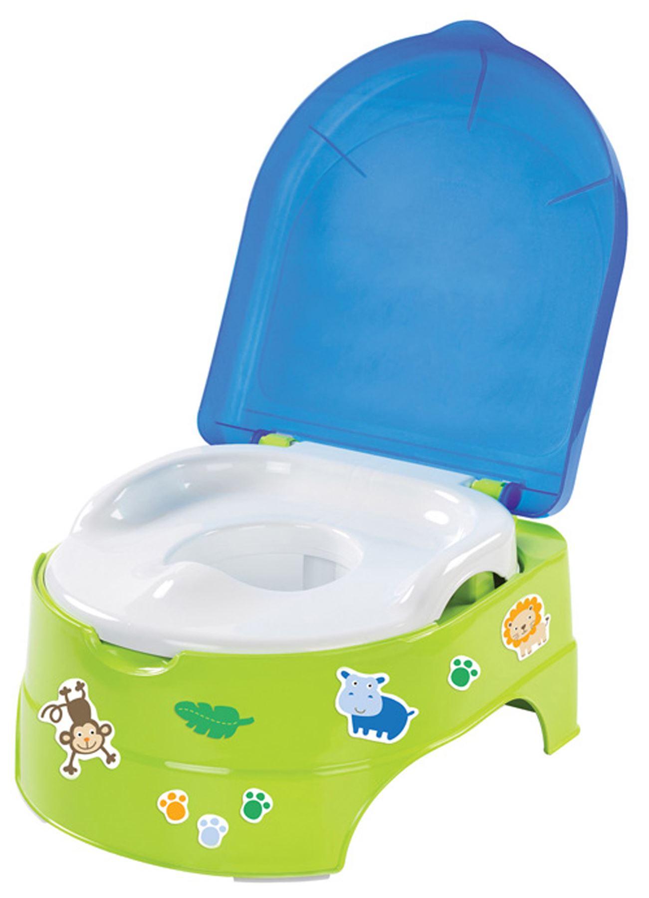 Möbel & Wohnen Summer Infant My Fun Potty 3 BÜhnensystem Toilettentrainer Neutral Baby-toiletten-training Neu