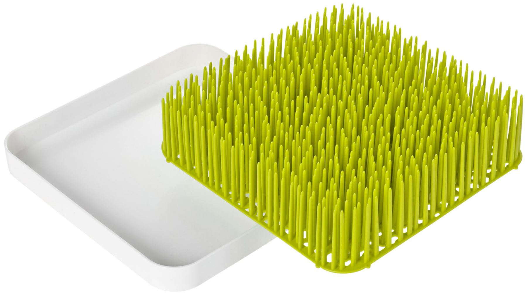 Boon Drying Rack: Boon GRASS GREEN Baby Feeding Accessory Drying Rack