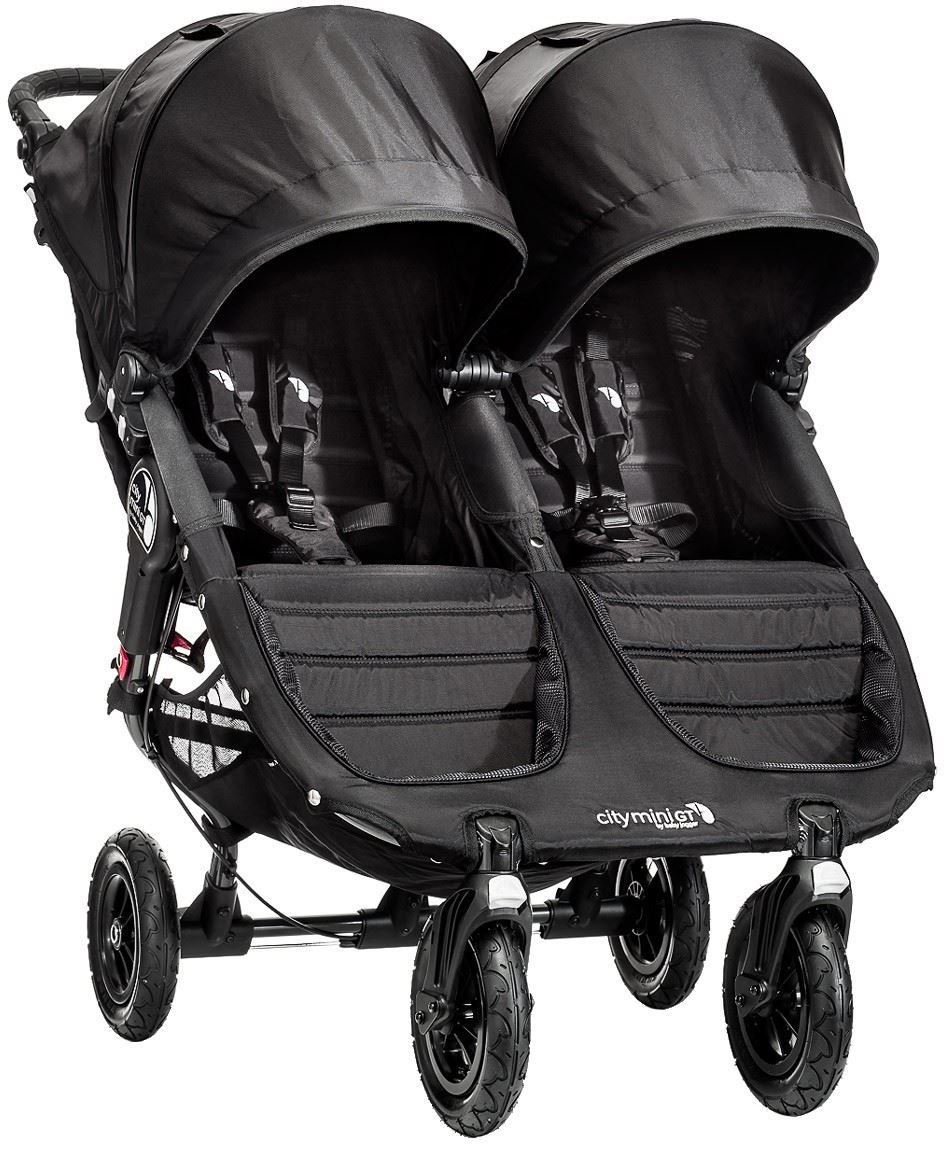 Baby Jogger City Mini Gt Double Stroller Buggy Pushchair