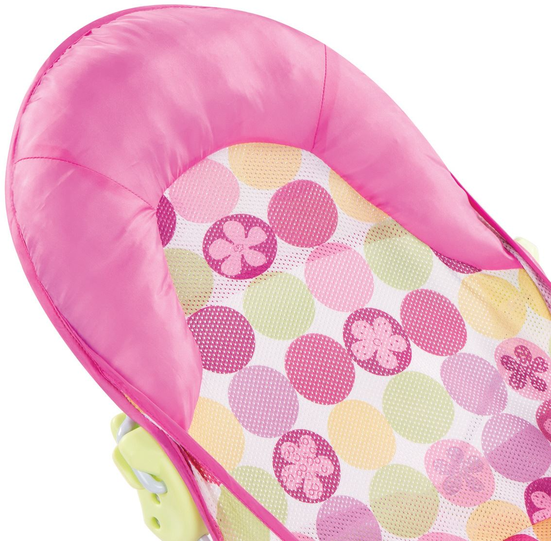 Summer-Infant-DELUXE-BABY-BATHER-Child-Baby-Bathing-Folding-Seat-Support-BN