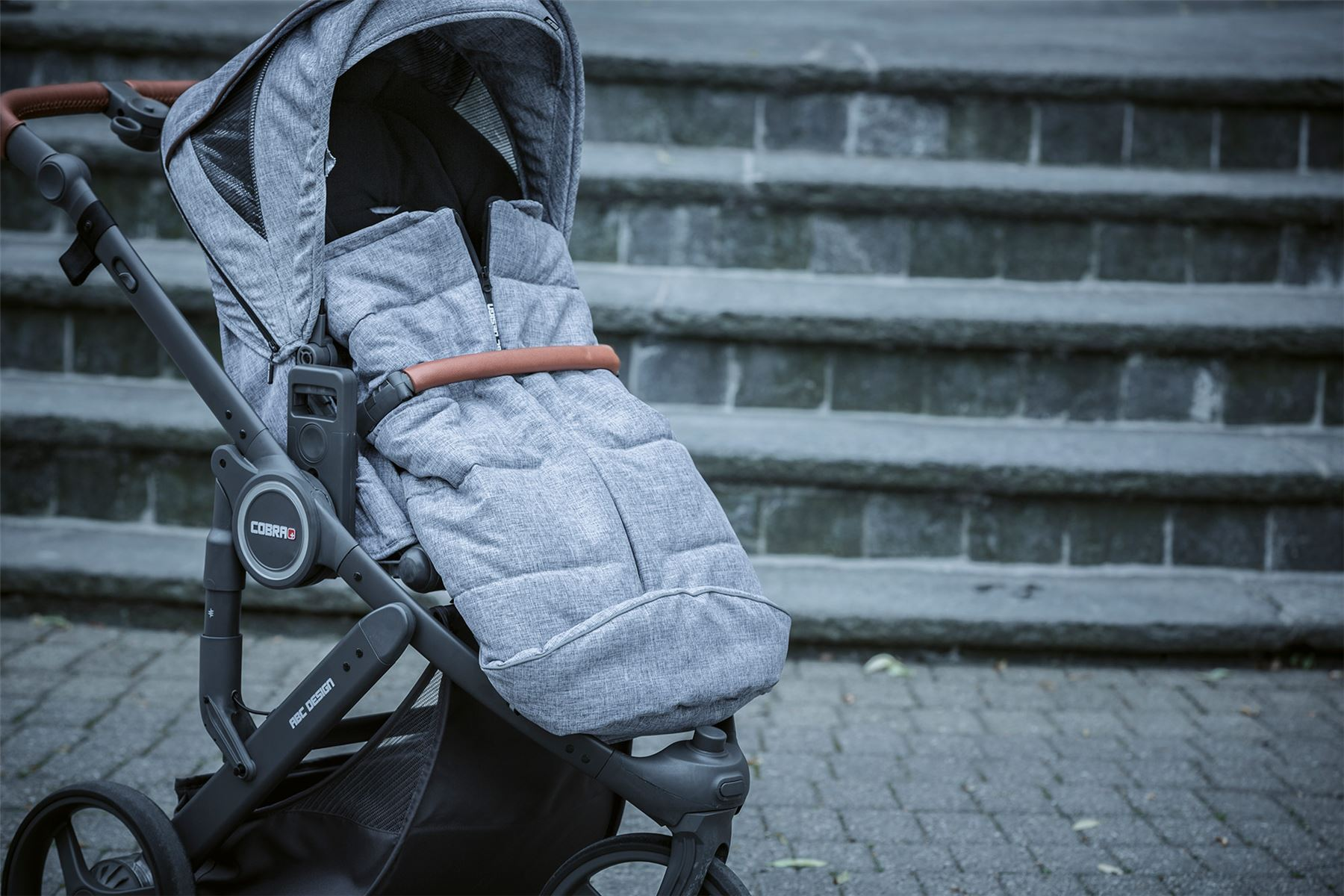 ABC-Design-UNIVERSAL-FLEECE-FOOTMUFF-Baby-Toddler-Travel-Accessory-BN thumbnail 8