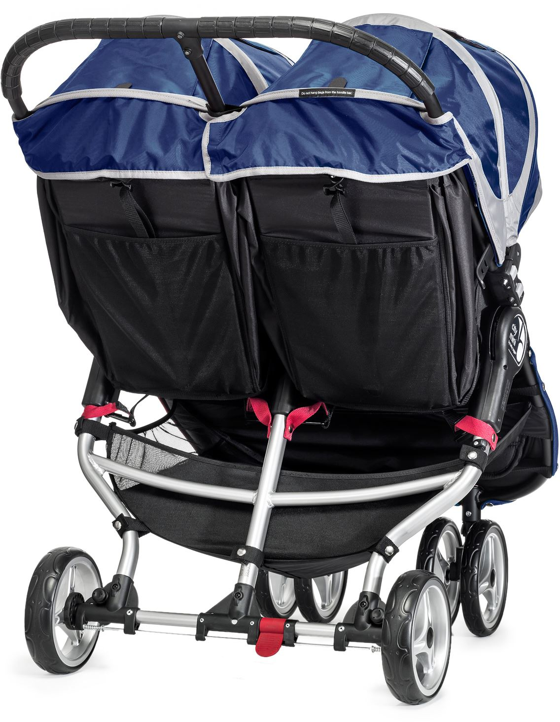 Baby Jogger City Mini Double Stroller Buggy Pushchair Baby