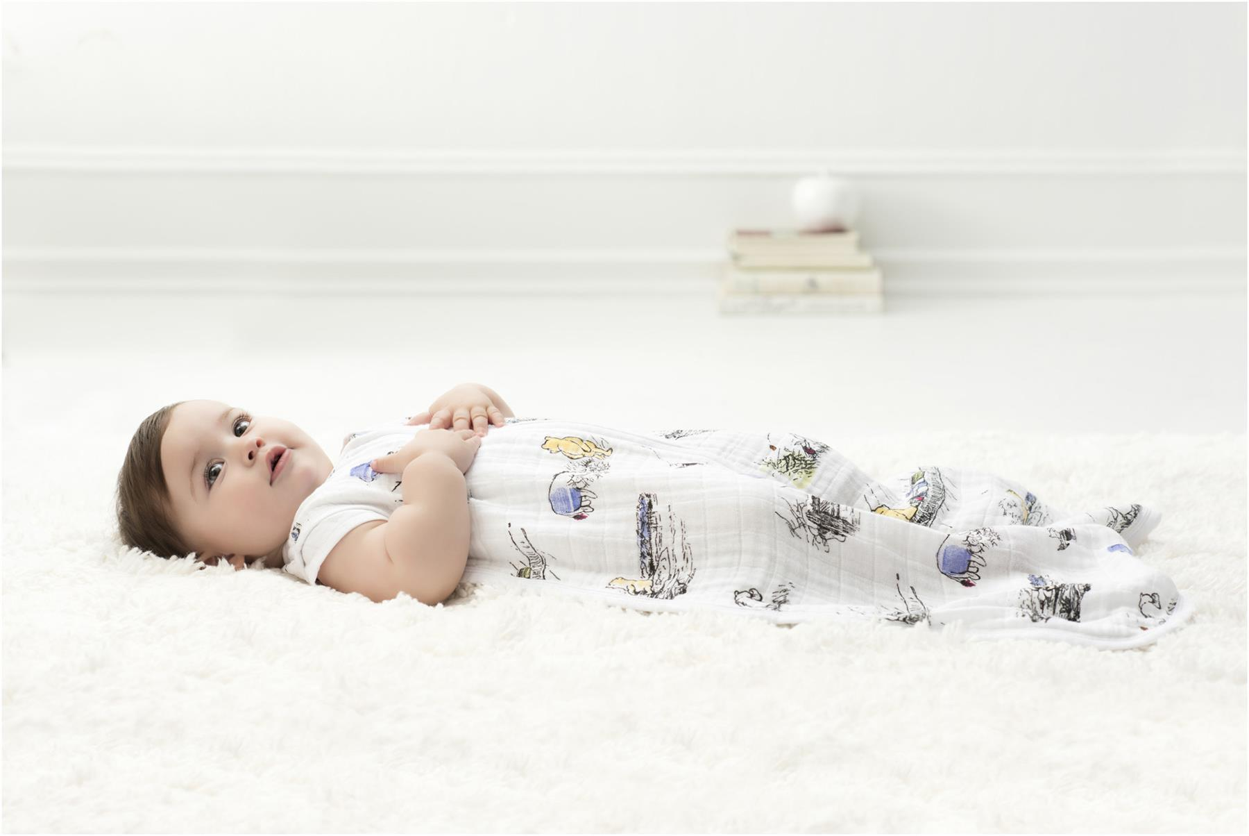 0-6M Baby Bedding BN Anais SLEEPING BAG 1.0 TOG Aden TWINKLE CLUSTER