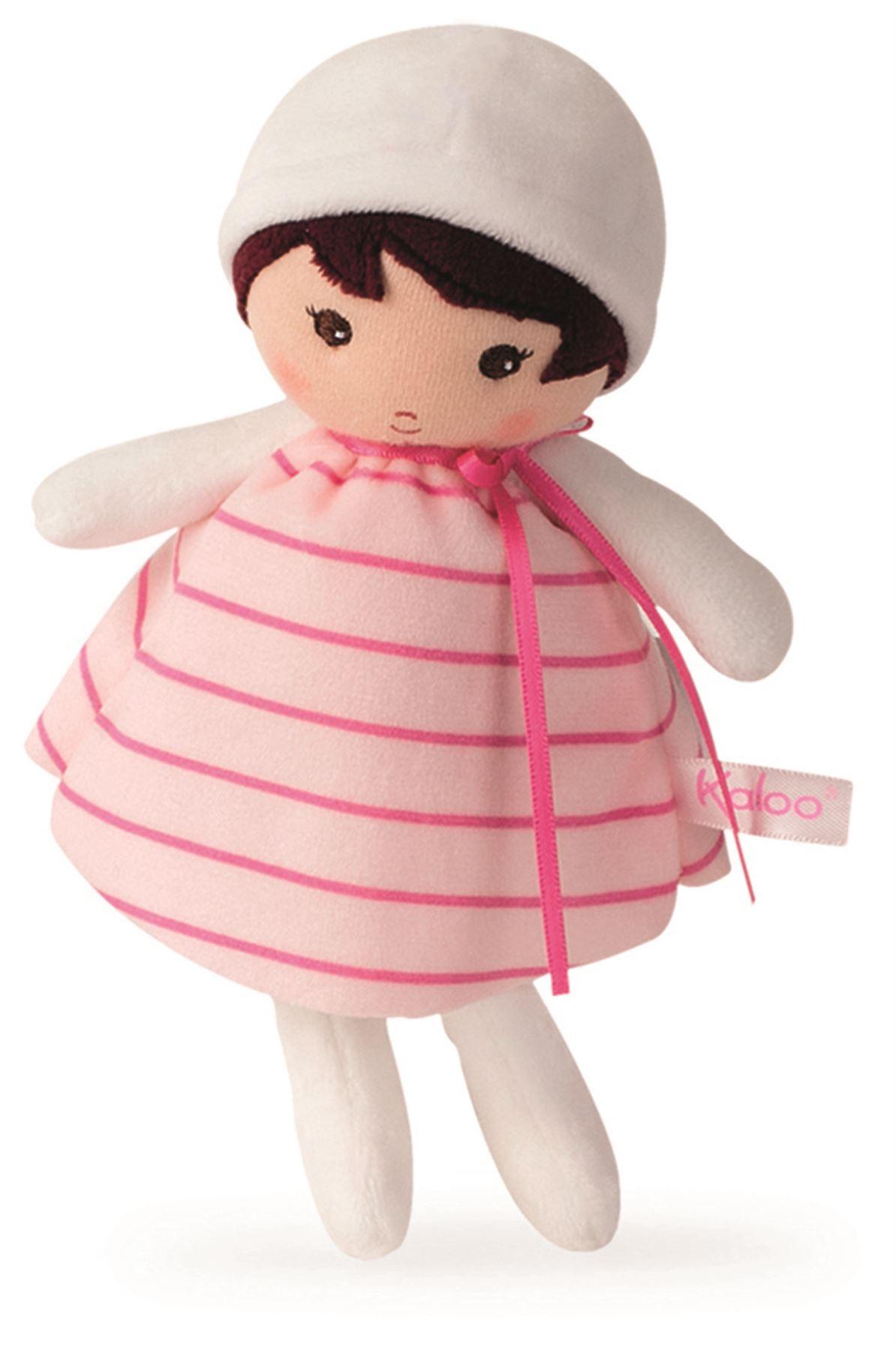 Kaloo AZURE K DOLL Puppen KLEIN Baby-Plüsch Aktivitäten Geschenk Neu