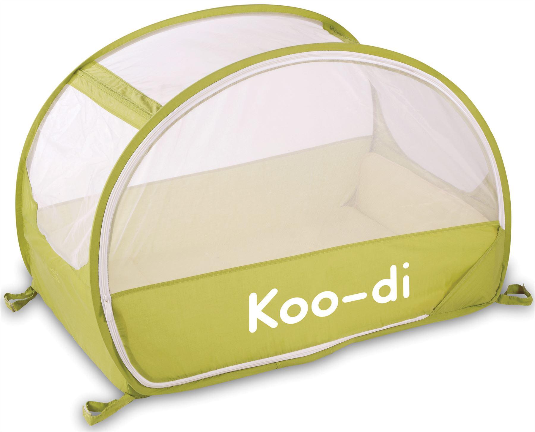 Koo-di-Pop-Up-Viaggio-Bolle-Culla-Bambino-Sonno-Accessorio-Da-Viaggio-Nuovo-con-Scatola