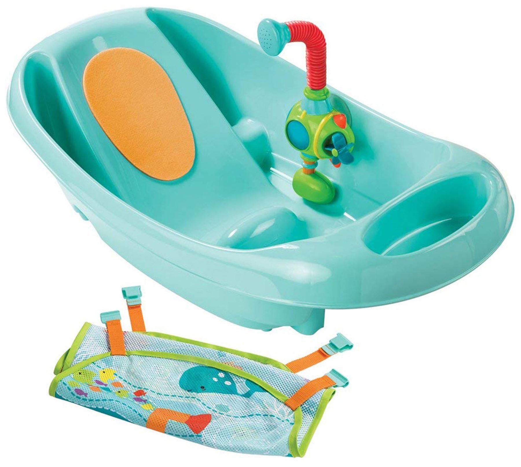 Summer Infant MY FUN BABY BATH TUB Baby Bath Time 12914095560 | eBay
