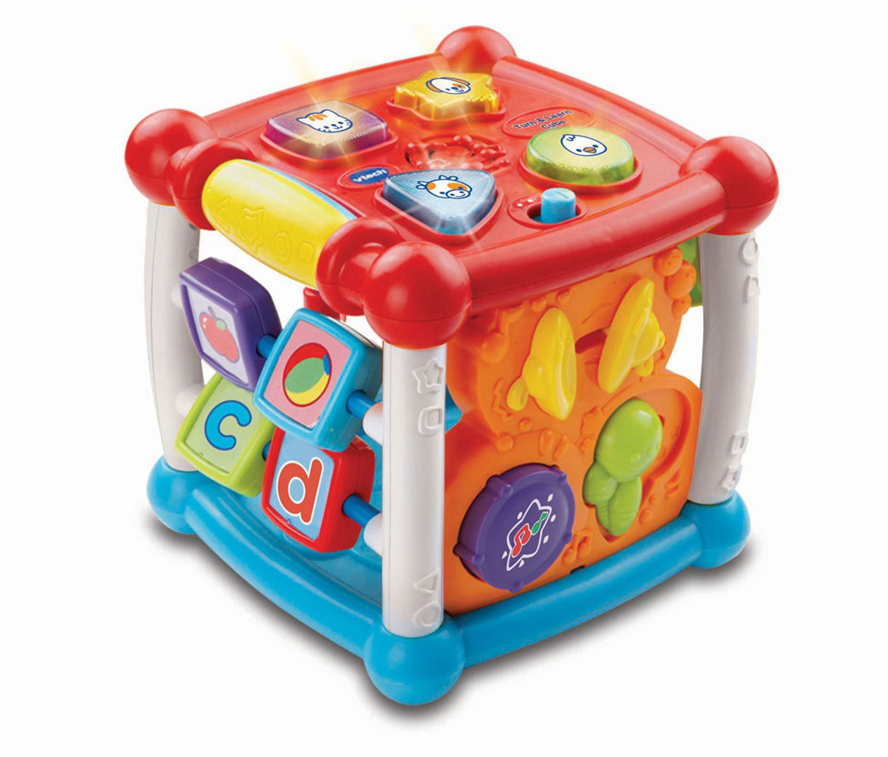 Vtech STACK SORT /& STORE TREE Educational Preschool Young Child Toy BNIB