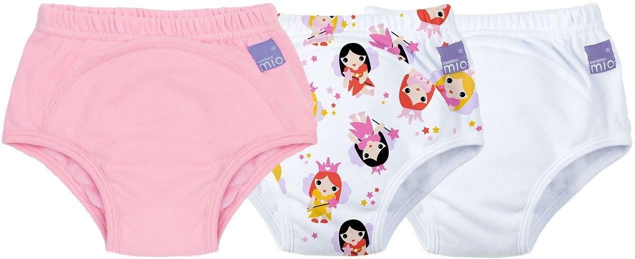 Bambino-Mio-Vasino-Pantaloni-3-Pack-Fata-Cambio-Pannolini-18m-3yrs-BN