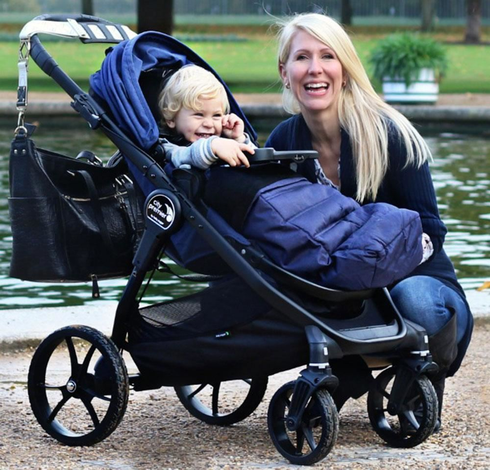 Details About Baby Jogger City Premier Buggy Stroller Pushchair Footmuff Baby Travel Bn