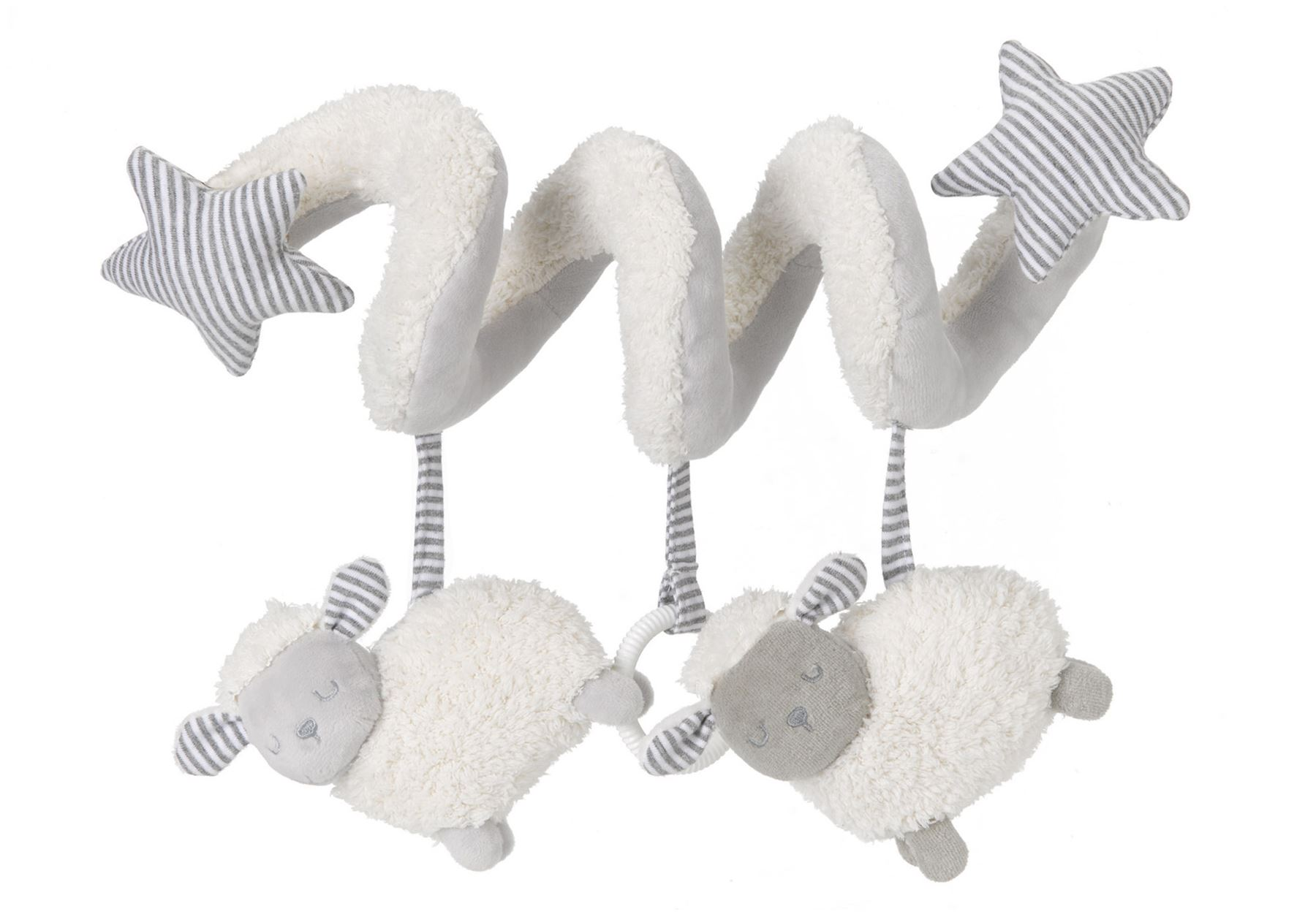 East Coast SILVERCLOUD COUNTING SHEEP COMFORTER Baby Child Toy BN