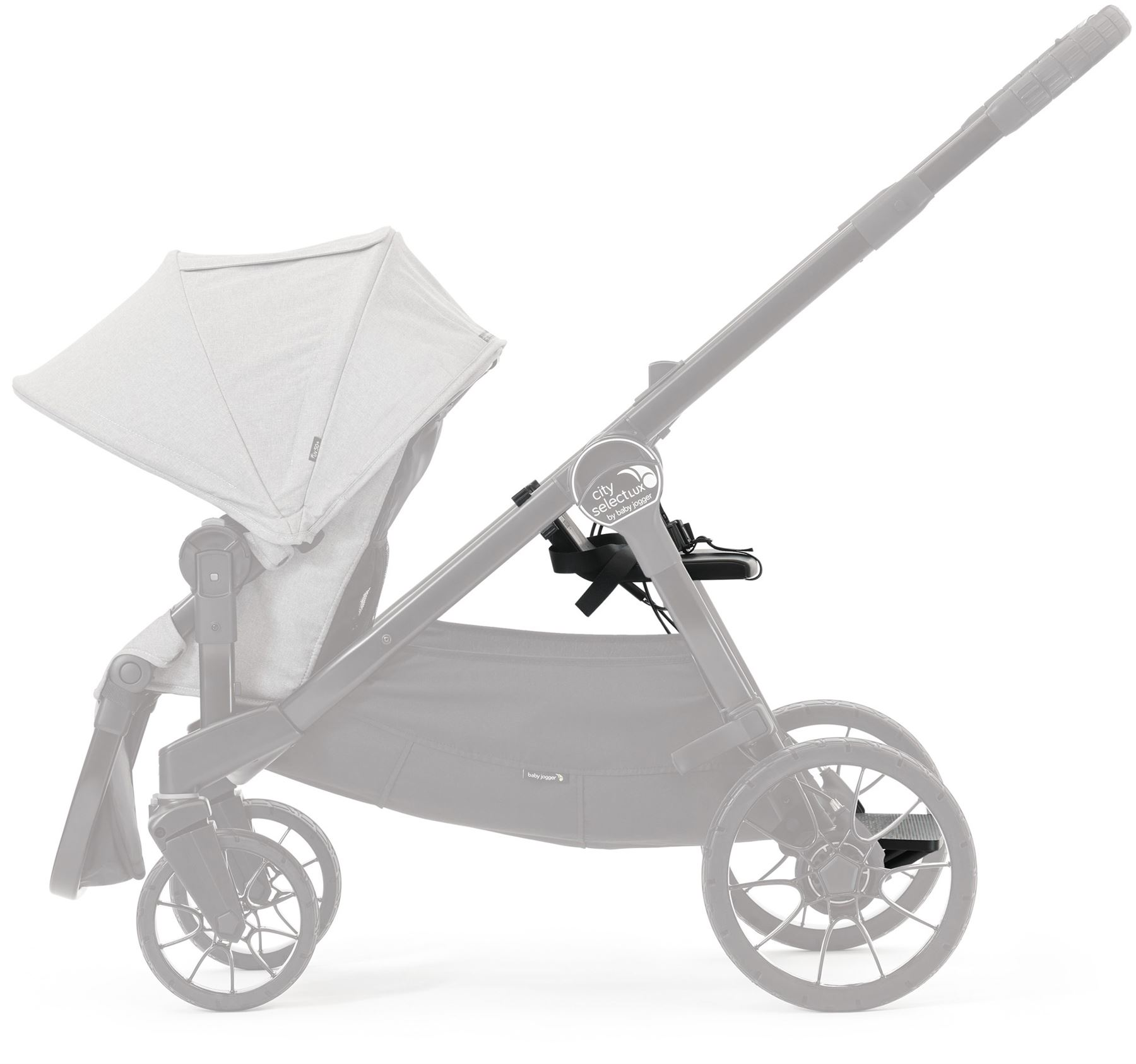 Baby Jogger City Select Lux Bench Seat Pushchair Pram