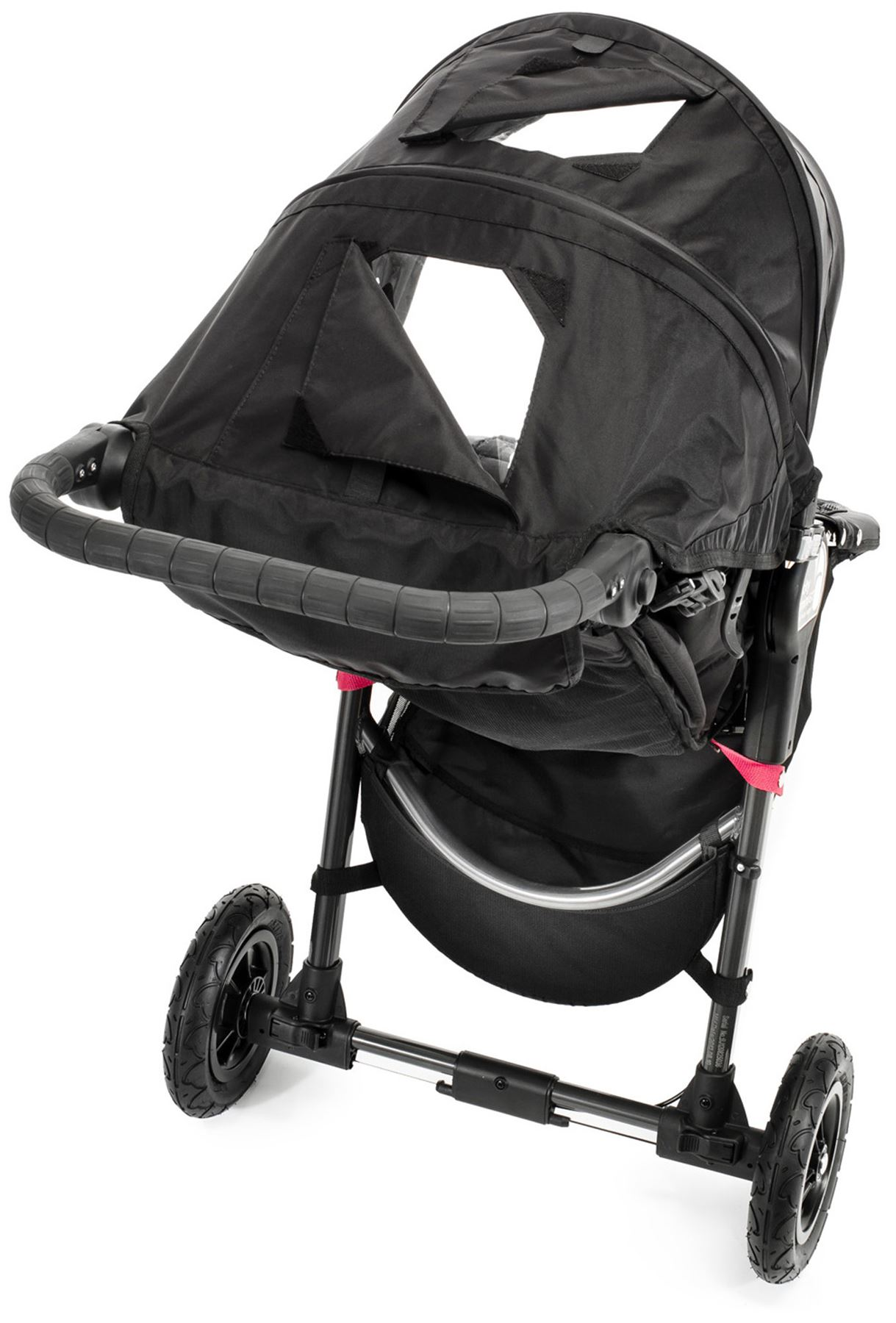 Details About Baby Jogger City Mini Gt Single Stroller Black Pushchair Pram Buggy Bn