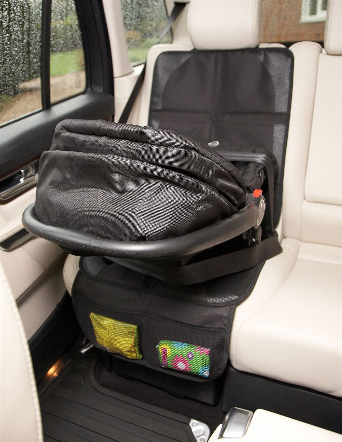 Clippasafe CAR-GO STORAGE BOX Car Seat Accessory BN