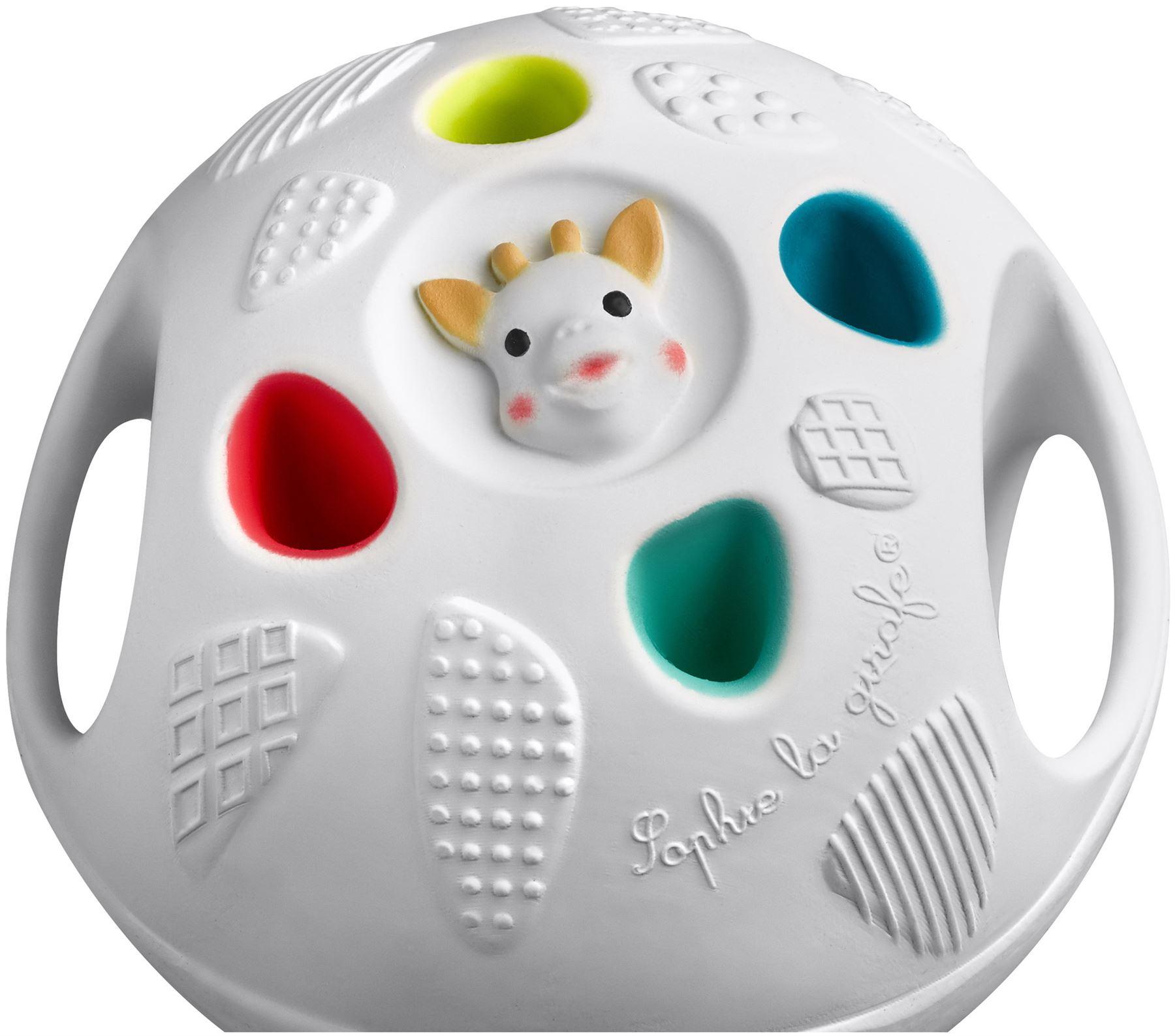 SOPHIE THE GIRAFFE SENSO BALL Baby Toy BNIP