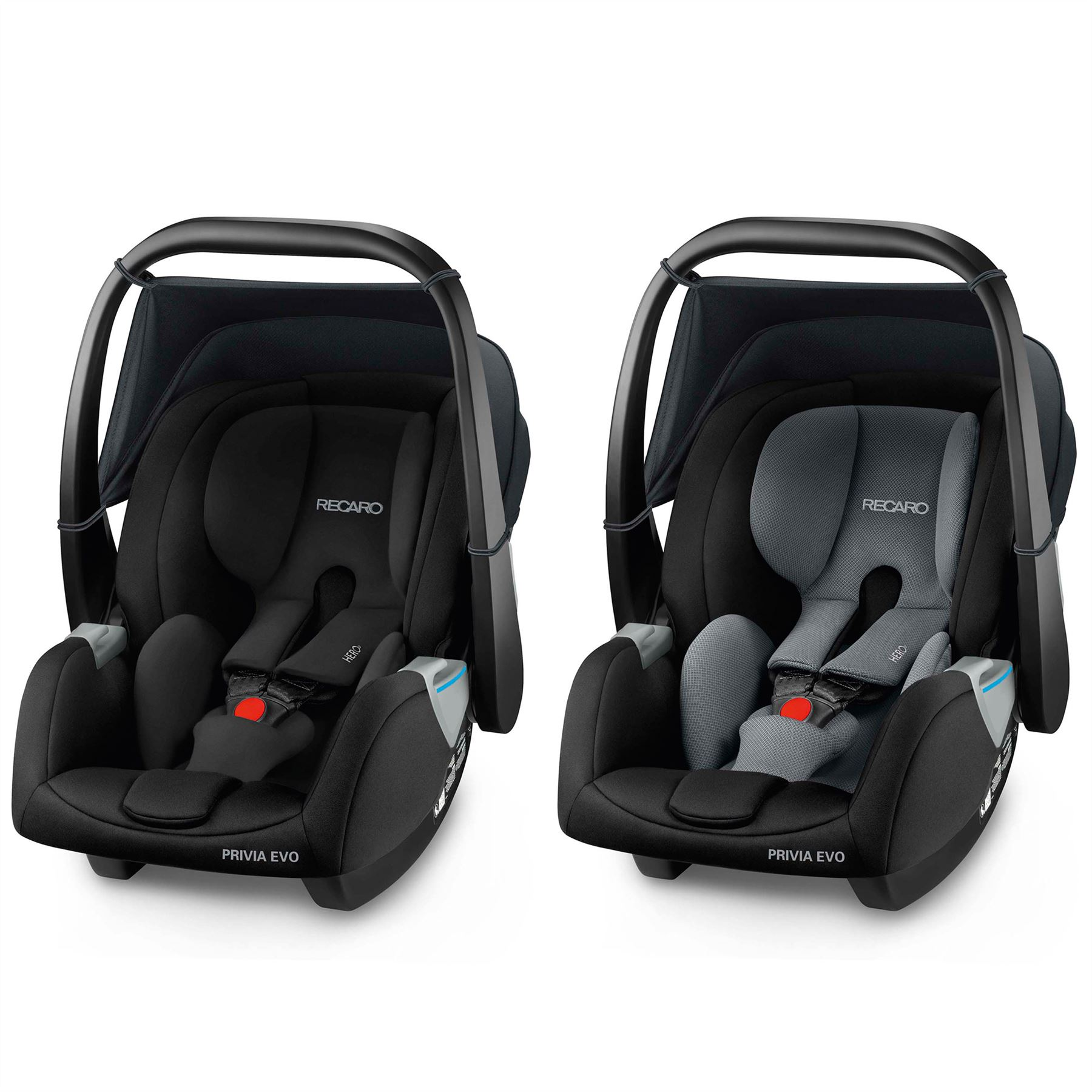 Recaro PRIVIA EVO GROUP 0 CAR SEAT Baby Child Travel BN