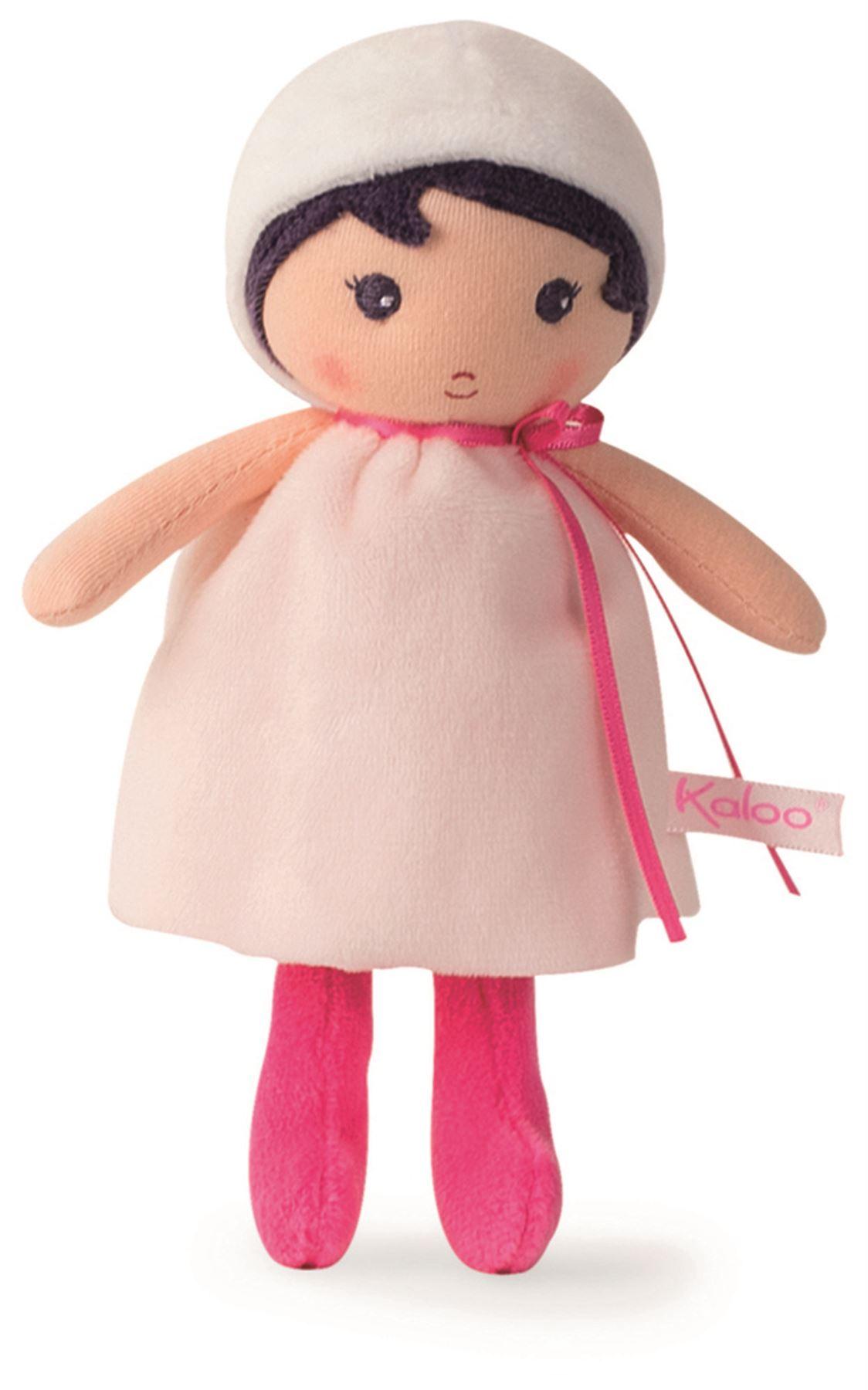 KALOO Emma K poupée-PETITE BABY SOFT TOYS activités Cadeau BN