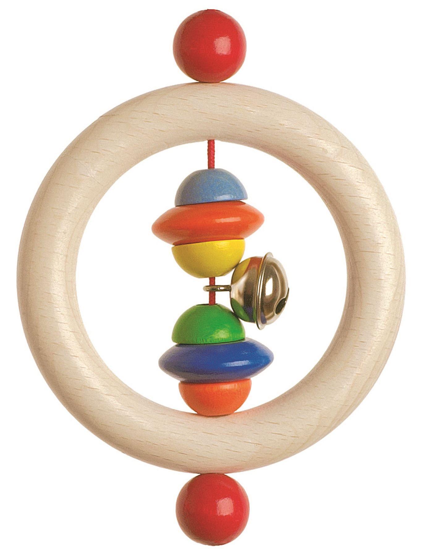 Enfants bébé éducatif jouet en bois à coudre bouton de fil perlesIH
