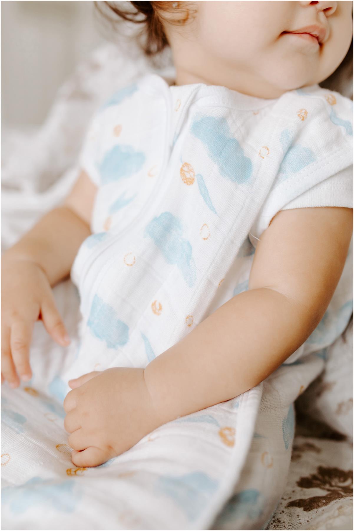 6-18M Baby Bedding BNIP GONE FISHING Anais SLEEPING BAG 1.0 TOG Aden