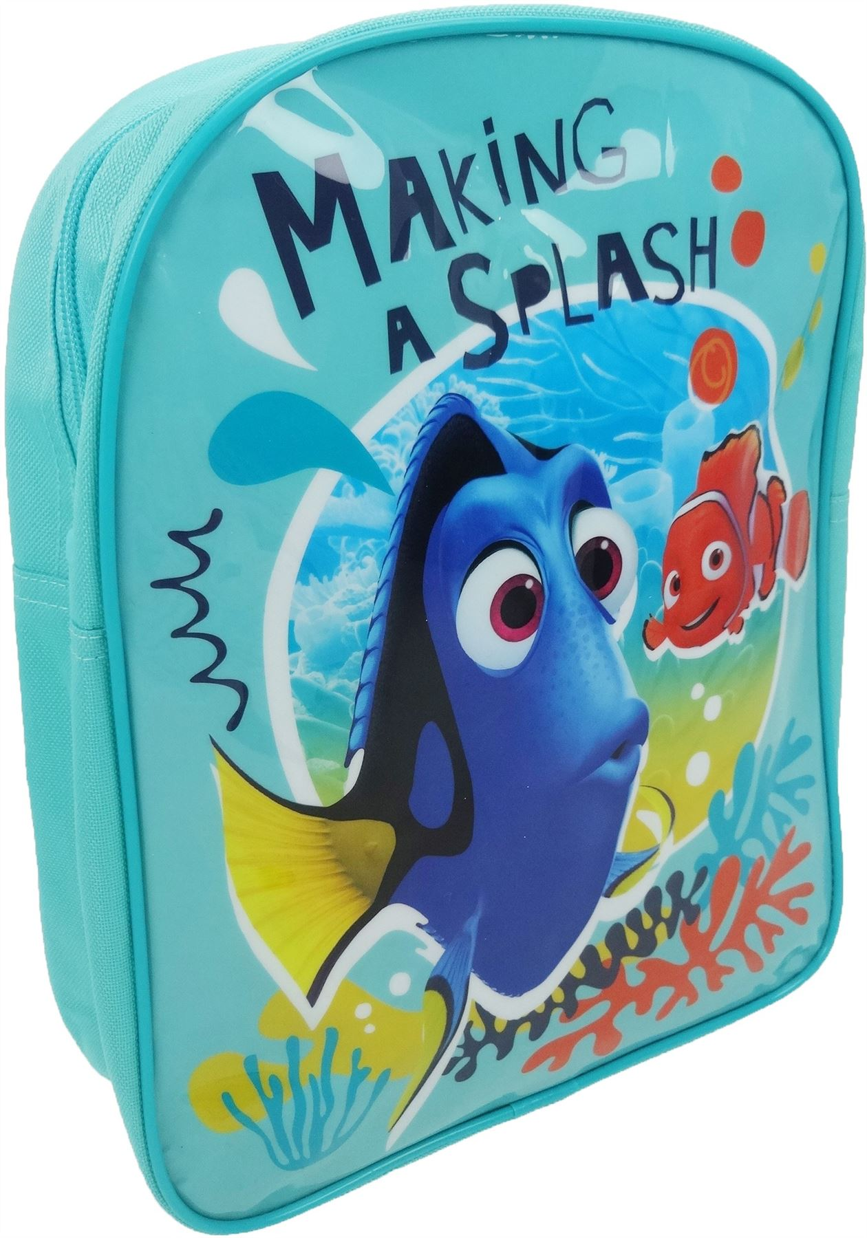 d92f6307c18 Disney Finding Dory Backpack Making A Splash Nemo School Bag Rucksack Kids